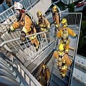EXSS Impact:  Influence of Lower Extremity Muscle Size and Quality on Stair-Climbing Performance in Career Firefighters